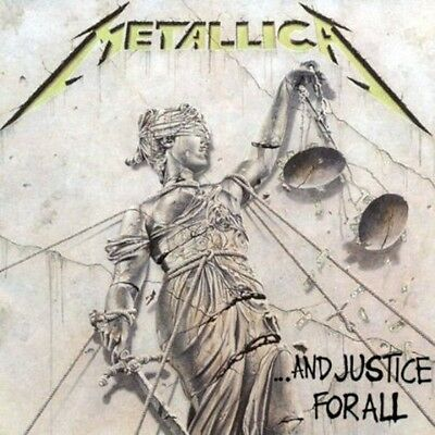 Metallica - And Justice for All New CD