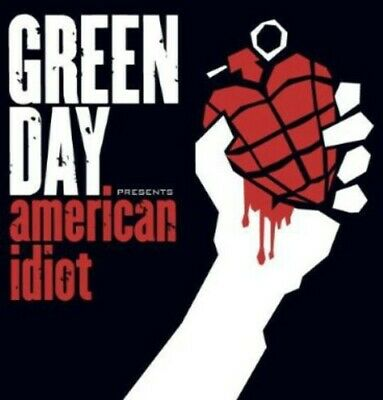Green Day - American Idiot New CD Explicit