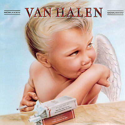Van Halen - 1984 New CD