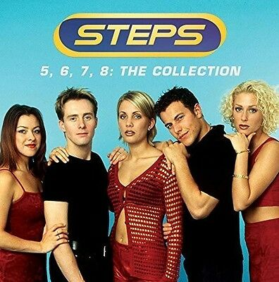 The Steps - 5678-The Collection New CD UK - Import