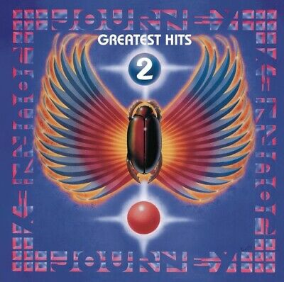 Journey - Greatest Hits 2 New CD