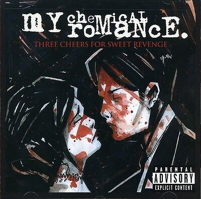 My Chemical Romance - Three Cheers for Sweet Revenge New CD Explicit