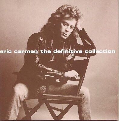 Eric Carmen - Definitive Collection New CD