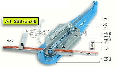 SPARE PARTS AND ACCESSOIRES FOR TILE CUTTER SIGMA 2B3