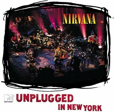 Nirvana - Unplugged in NY New Vinyl
