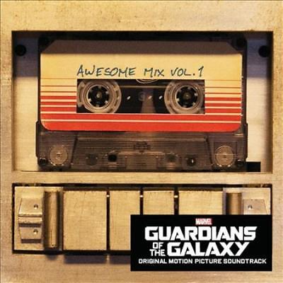 VARIOUS ARTISTS - GUARDIANS OF THE GALAXY AWESOME MIX VOL- 1 NEW CD