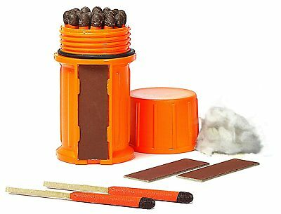 Stormproof Match Kit with Waterproof Case 25 Stormproof Matches