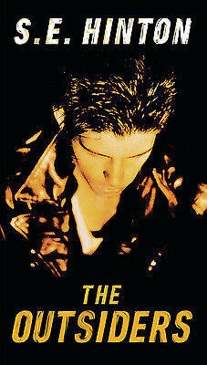 The Outsiders by S- E- Hinton