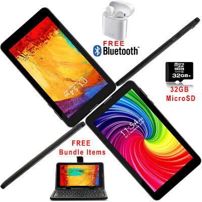 Unlocked 7-0 4G LTE Google Android 9-0 Pie SmartPhone Tablet - Bundled Items