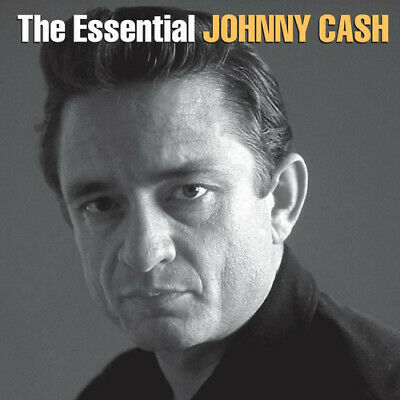 Johnny Cash - Essential Johnny Cash New Vinyl