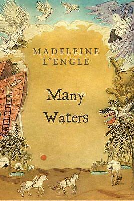 Many Waters A Wrinkle in Time Quintet by LEngle Madeleine