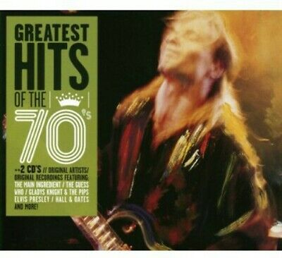 Various Artists - Greatest Hits of the 70s  Various New CD