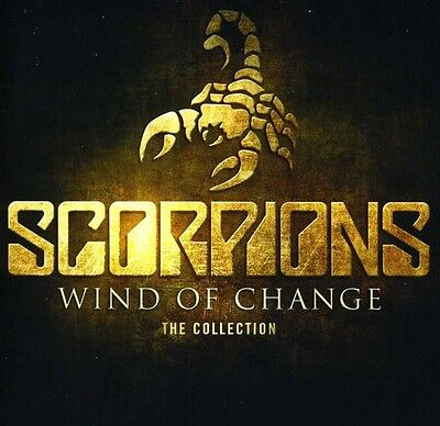 Scorpions - Wind of Change Best of New CD