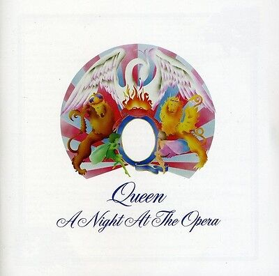 Queen - Night at the Opera New CD Rmst