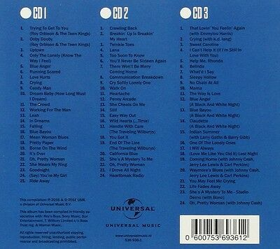 Roy Orbison - Collected New CD Holland - Import