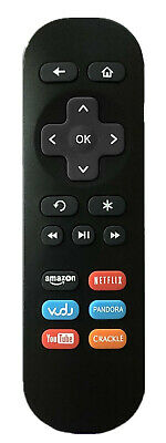 New Roku Streaming Player Replacement Remote 01 for Roku 1234 LT HD XD XS