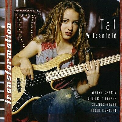 Tal Wilkenfeld - Transformation New CD
