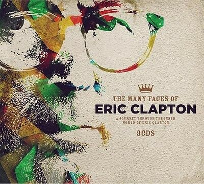 Various Artists - Many Faces Of Eric Clapton  Various New CD