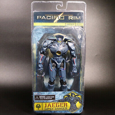 NECA Pacific Rim Gipsy Danger 7 Deluxe Action Figure Collector Series 1 New