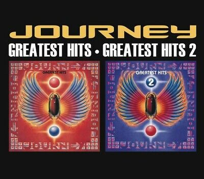 Journey - Greatest Hits 1 and 2 New CD