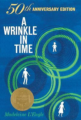 A Wrinkle in Time by Madeleine LEngle