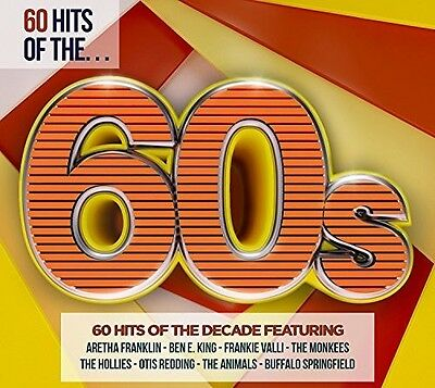 Various Artists - 60 Hits Of The 60S  Various New CD UK - Import