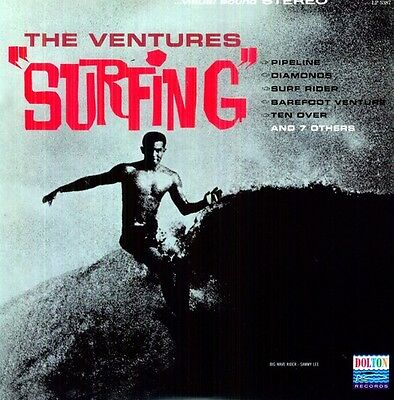 The Ventures - Surfing New Vinyl Colored Vinyl