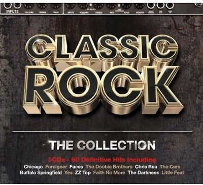 Various Artists - Classic Rock Collection  Various New CD UK - Import
