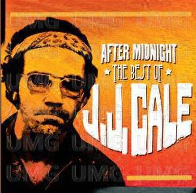 J-J- Cale - After Midnight The Best of New CD UK - Import