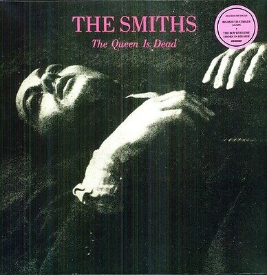 The Smiths - Queen Is Dead New Vinyl 180 Gram Germany - Import
