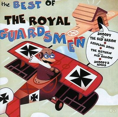 The Royal Guardsmen - Best of New CD