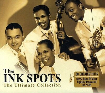 The Ink Spots - Ultimate Collection New CD