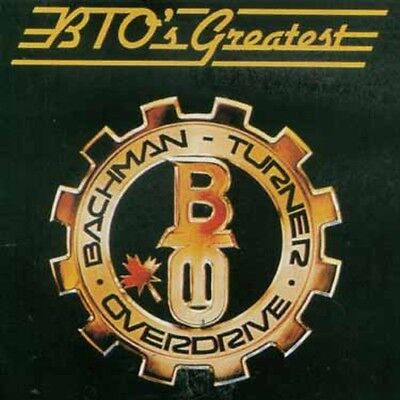 Bachman-Turner Overdrive - Greatest Hits New CD