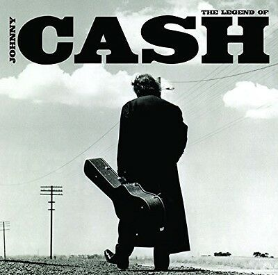 Johnny Cash - Legend of Johnny Cash New Vinyl Hong Kong - Import