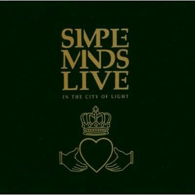 Simple Minds - Live-In the City of Light New CD Italy - Import