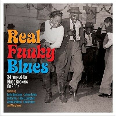 Various Artists - Real Funky Blues  Various New CD UK - Import