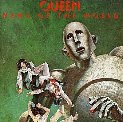 Queen - News of the World New CD Holland - Import