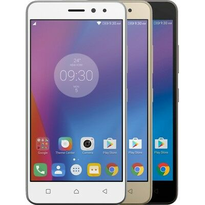 LENOVO K6 DUAL-SIM ANDROID SMARTPHONE HANDY OHNE VERTRAG LTE4G OCTA-CORE WiFi