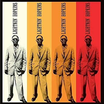 Lightnin Hopkins - Lightnin Hopkins - 2 Bonus Tracks New Vinyl Bonus Tracks 1