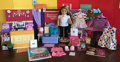 Huge American Girl Doll Lot-Boutique Everything Included Doll -More-1 Of A Kind