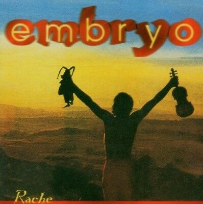 Embryo - Embryos Rache New CD