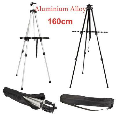 Foldable Tripod Easel Stand Artist Painters Drawing w Boards Display Exhibition