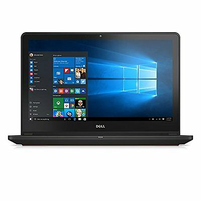 Dell Inspiron 15-6 4K IPS Touch Laptop Quad Core i7 16GB Ram 1TB-128GB SSD