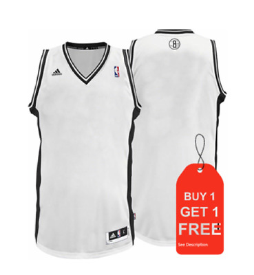 Brooklyn Nets NBA adidas Basketball Jersey- Buy 1 Get 1 Free See Description
