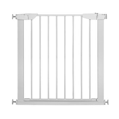 Walk Thru Gate Home Pet Safety Doorways Staircases Extension Easy Gate Fence