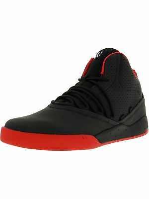 Supra Mens Estaban Ankle-High Leather Fashion Sneaker