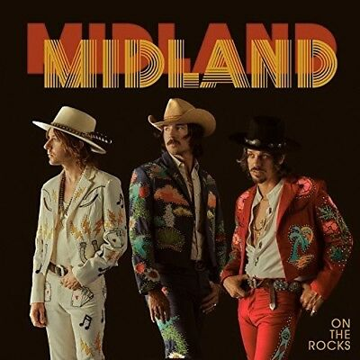 Midland - On The Rocks New CD