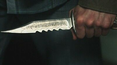 COSPLAY   Prop - fan art - A demon blade inspired by the show Supernatural