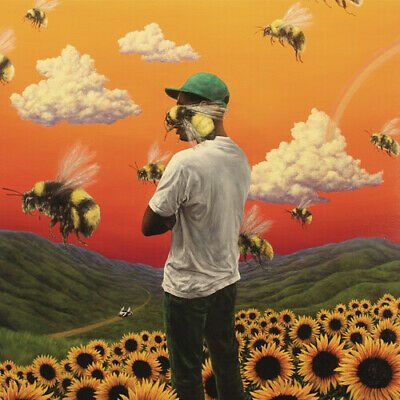 Tyler The Creator - Flower Boy New Vinyl LP Explicit Gatefold LP Jacket 150