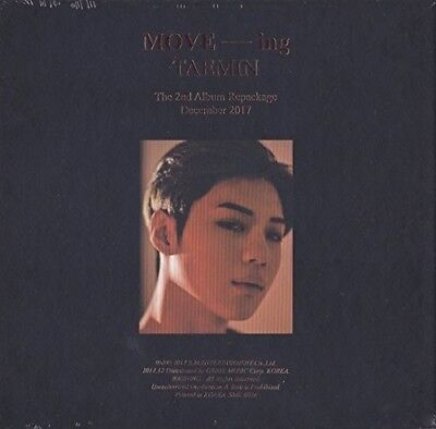 Taemin - Move-Ing New CD Asia - Import